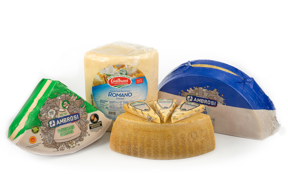 Hard Italian Cheese Sunny Morning Foods.