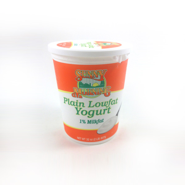 lowfat-yogurt-sunny-morning-foods