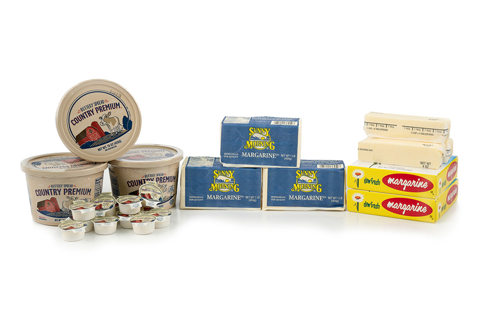 Sunny Morning Foods - Margarine Products
